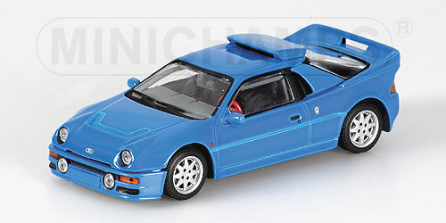 Ford RS 200 - blue