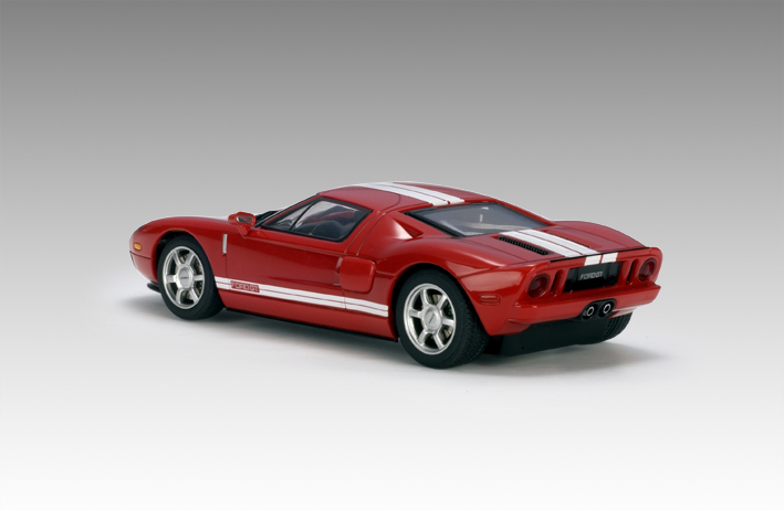 Ford GT 2004 - Red